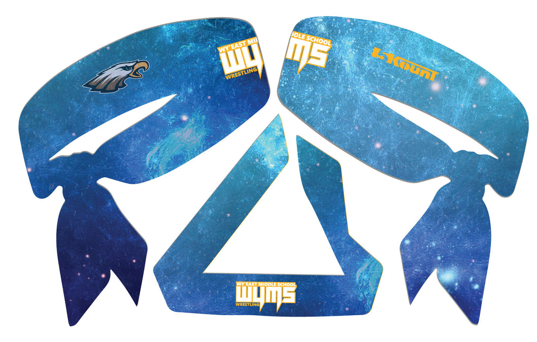 Wy'East MS Sublimated Headband