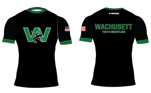 Wachusett Sublimated Compression Shirt - 5KounT2018