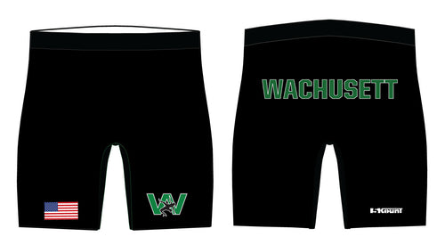 Wachusett Sublimated Compression Shorts - 5KounT2018