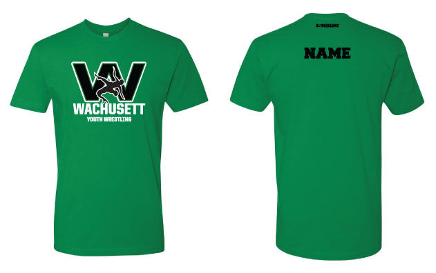 Wachusett Cotton Crew Tee - Green