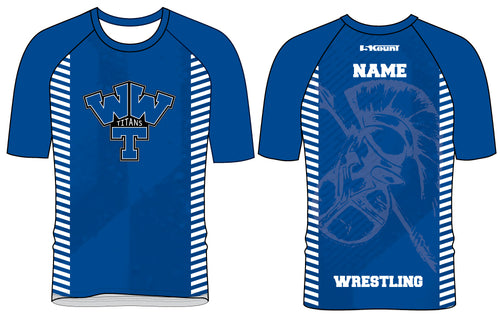 Warren Tower Sublimated Fight Shirt - 5KounT2018