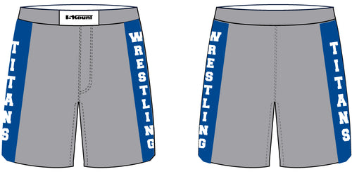 Warren Tower Sublimated Fight Shorts - 5KounT2018