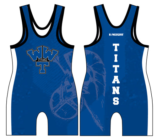 Warren Tower Sublimated Singlet - 5KounT2018