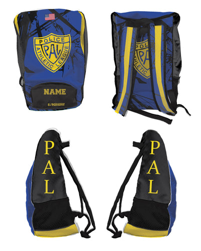 Warwick Pal Wrestling Sublimated Backpack - 5KounT
