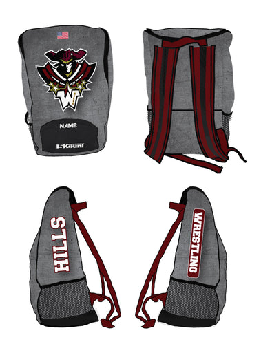 Wayne Hills Sublimated Backpack - 5KounT