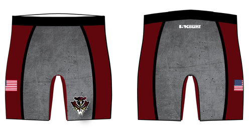 Wayne Hills Sublimated Compression Shorts - 5KounT