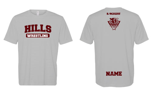 Wayne Hills Sublimated DryFit Performance Tee