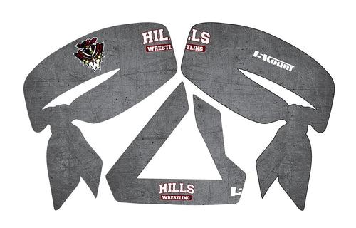 Wayne Hills Sublimated Headband - 5KounT
