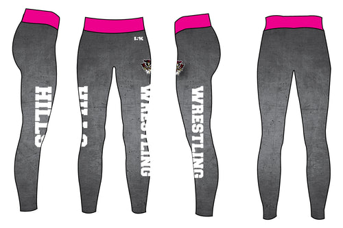Wayne Hills Sublimated Ladies Legging - 5KounT