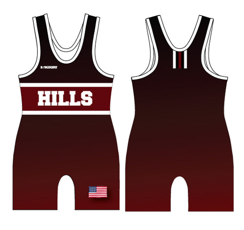 Wayne Hills Sublimated Singlet