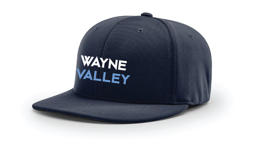 Wayne Valley Wrestling FlexFit Cap - Navy