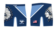 Wayne Valley Wrestling Sublimated Compression Shorts - 5KounT