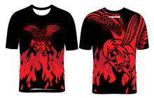 RedHawk Wrestling Club Sublimated Fight Shirt