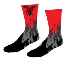RedHawk Wrestling Club Sublimated Socks