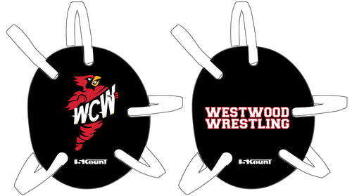 WCW Headgear Decal