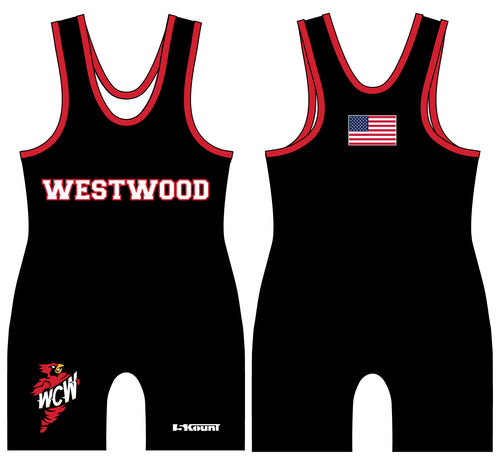 WCW Sublimated Singlet