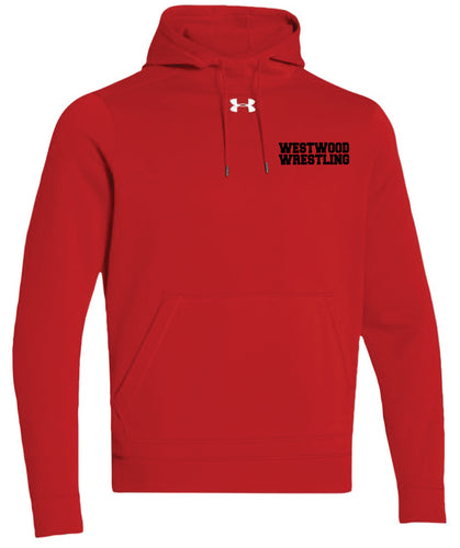 WCW Under Armour Fleece Hoodie