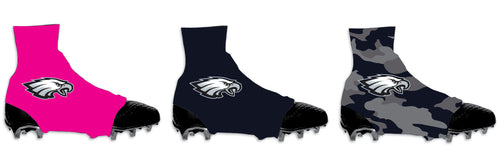 Wethersfield Football Sublimated Spats (Cleat Covers)
