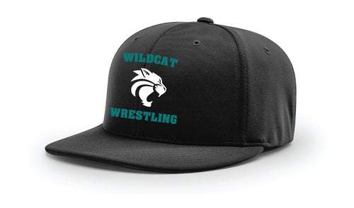 Royal Palm Beach Wildcat FlexFit Cap - Black