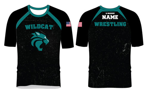 Royal Palm Beach Wildcat Sublimated Fight Shirt - 5KounT2018