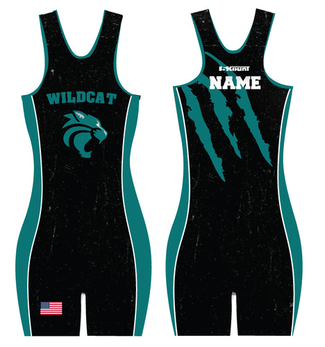 Royal Palm Beach Wildcat Sublimated Singlet Women