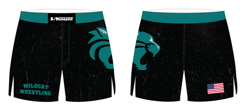 Royal Palm Beach Wildcat Sublimated Board Shorts - 5KounT2018