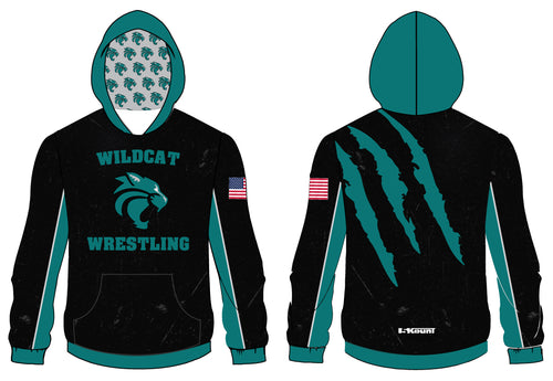 Royal Palm Beach Wildcat Sublimated Hoodie - 5KounT2018