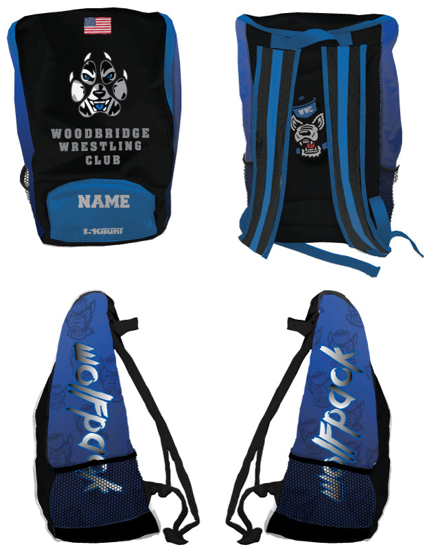 WWC Sublimated Backpack