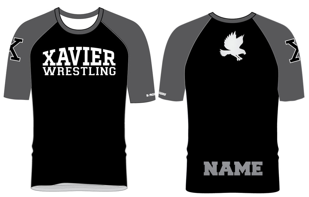 Xavier HS Sublimated Fight Shirt