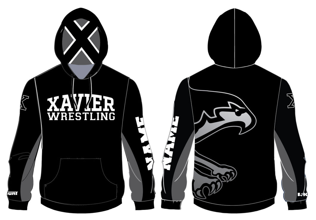 Xavier HS Sublimated Hoodie