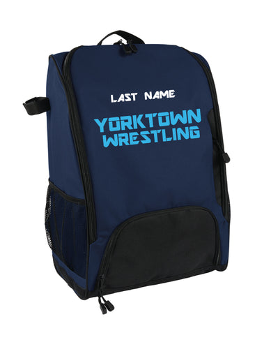 Yorktown Patriots Team Backpack - Navy