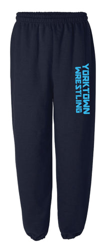 Yorktown Patriots Cotton Sweatpants - Navy