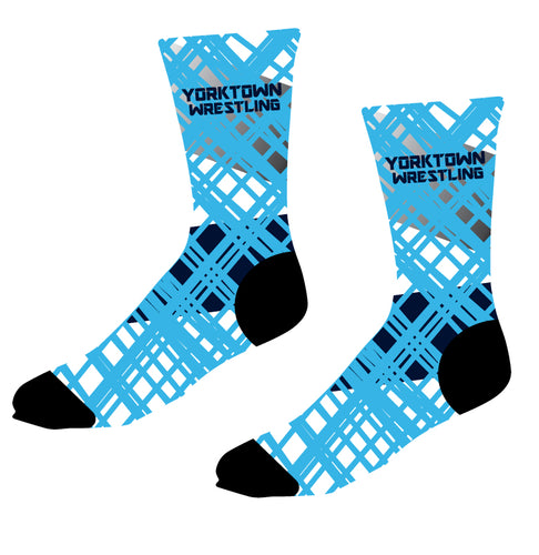 Yorktown Patriots Sublimated Socks
