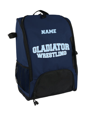 Bristol Gladiators Backpack - Navy - 5KounT2018