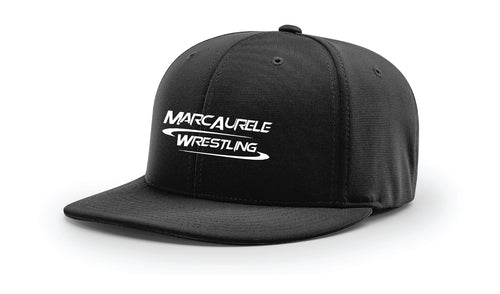 MarcAurele FlexFit Cap - Black/Royal