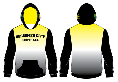 Bessemer City Football Sublimated Hoodie - 5KounT2018