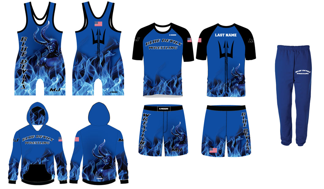 Bismarck Wrestling Total Package 1 (Men's)