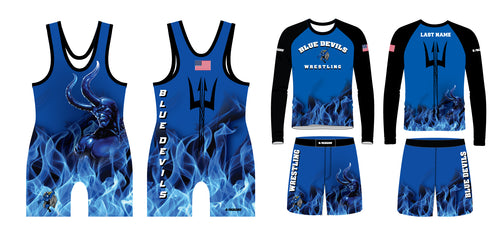 Blue Devils Wrestling Package