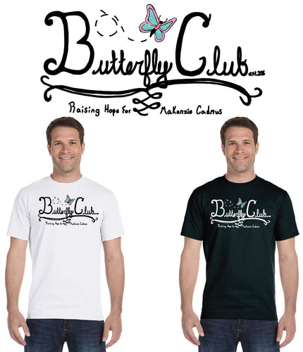 Butterfly Club - Short Sleeve Tee - 5KounT