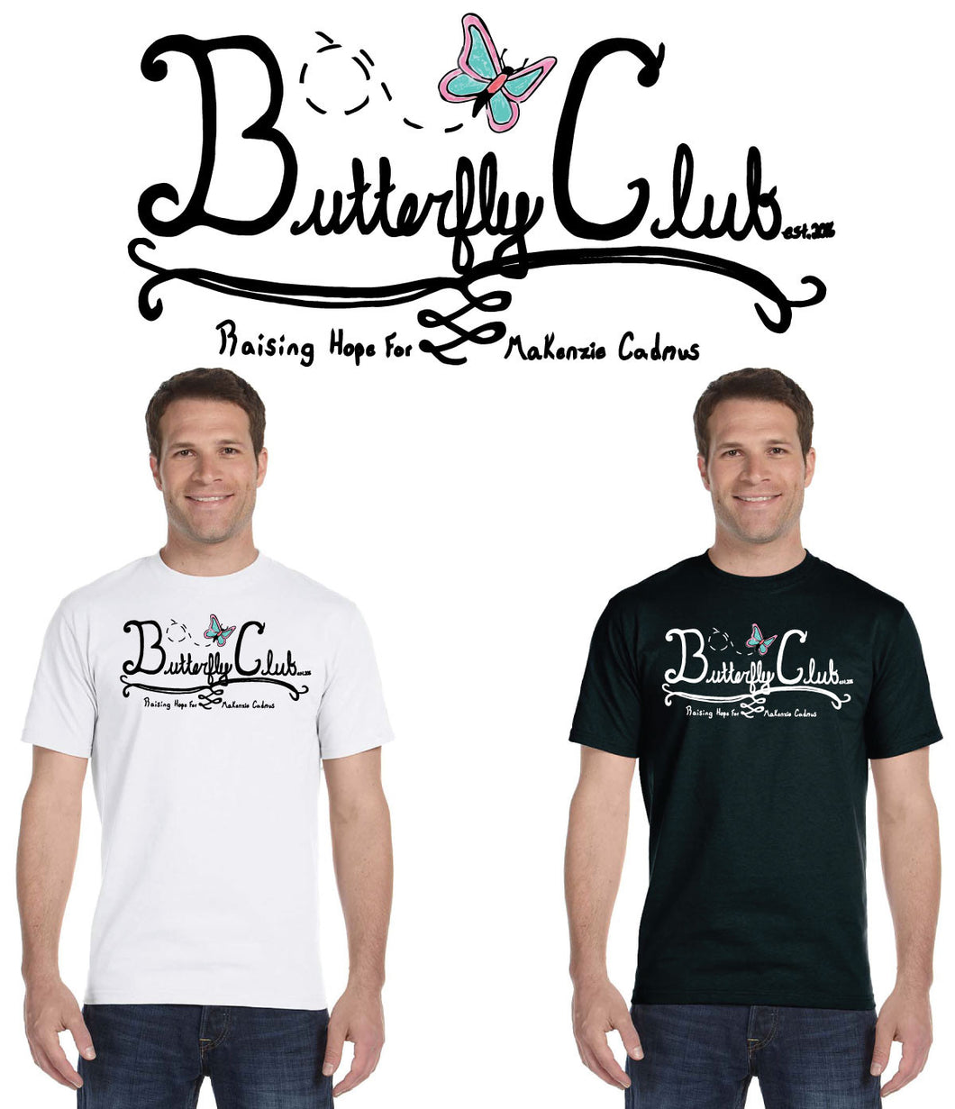 Butterfly Club - Short Sleeve Tee