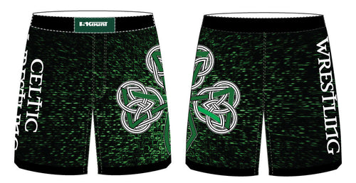Celtic National Team Sublimated Fight Shorts