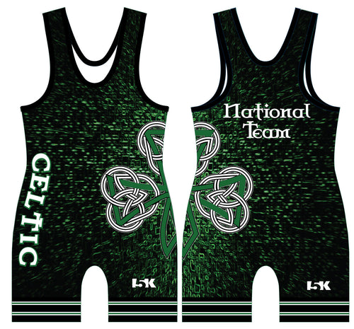Celtic National Team Sublimated Singlet