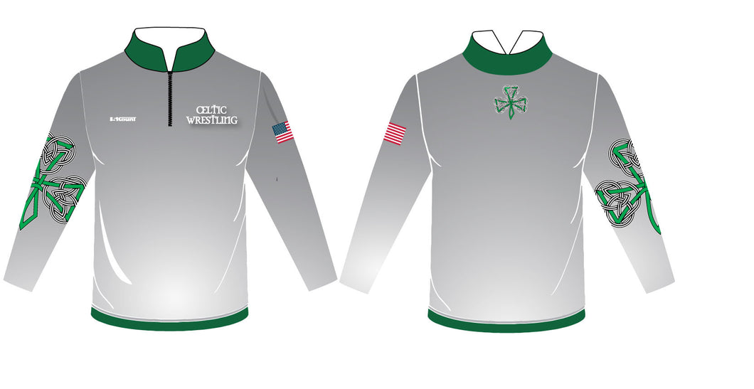 Celtic Sublimated Quarter Zip - 5KounT