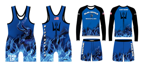Blue Devils Wrestling Package - Team10