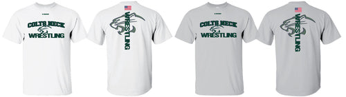 Colts Neck Sublimated DryFit Performance Tee