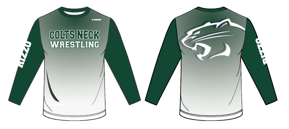 Colts Neck Sublimated Long Sleeve - 5KounT2018