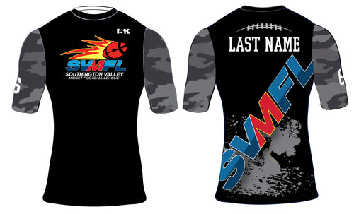 SVMFL Sublimated 3/4 Compression Shirt