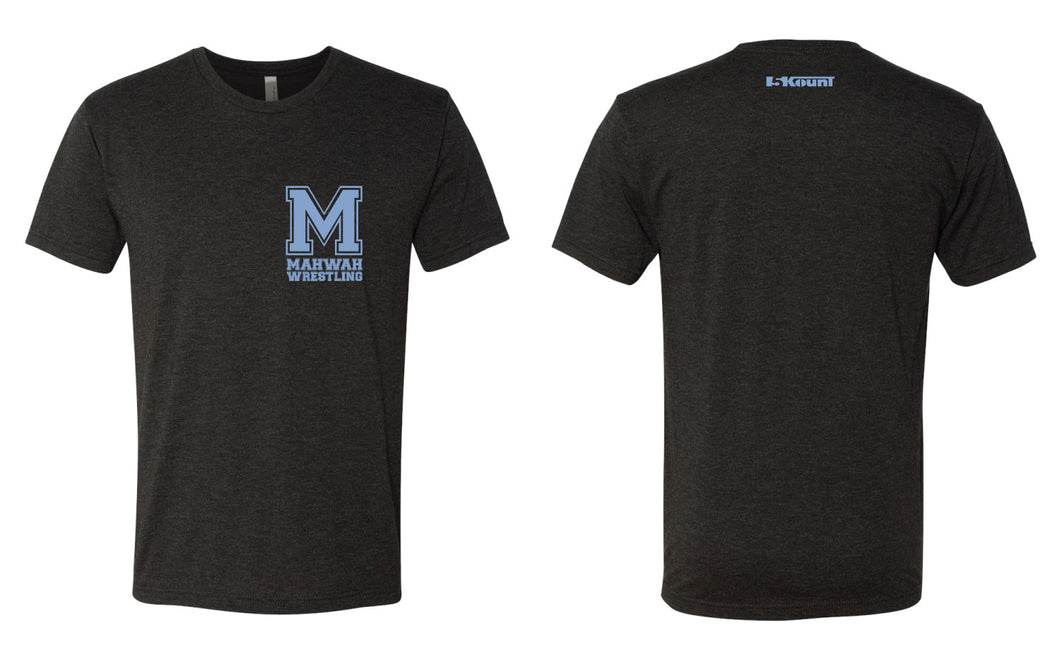 Mahwah Wrestling Men Cotton Crew Tee