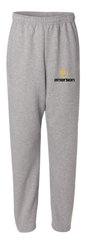 Emersion Crossfit Cotton Sweatpants - Gray - 5KounT2018