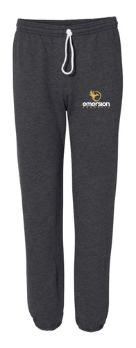 Emersion Crossfit American Apparel Unisex Sweatpants - Dark Heather Gray - 5KounT2018